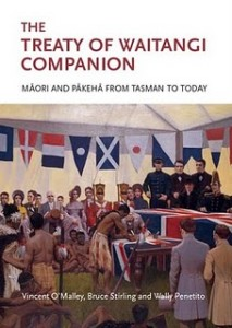 Treaty of Waitangi Companion book cover