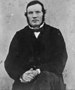 Donald McLean portrait